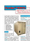 PureBox - Model ROWPU - Portable Water Treatment System Brochure