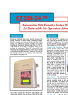 Model EZ SDI-24 - Automated Silt Density Index Test System Brochure