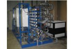 Model IMS  - Integrated Membrane Wastewater Treatment System