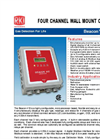 Beacon - Model 410 - Four Channel Wall Mount Controller- Brochure