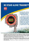 Model M2 Series - Stand Alone Explosion Proof Transmitter- Brochure