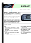 Type 4447 - Human Vibration Analyzer Brochure