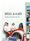 Brüel & Kjær Products and Solutions Overview - Brochure