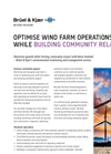 Noise Sentinel for Wind Farms Brochure
