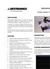Safety System Software (S3) - Specification Brochure