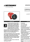 X5200 UVIR Flame Detector - Specification Brochure
