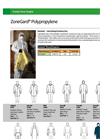 ChemMax - Model 1 Apron - Chemical Protective Garment Brochure
