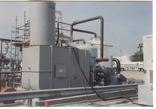 No Heat Recovery Direct Fired Thermal VOC Oxidizers