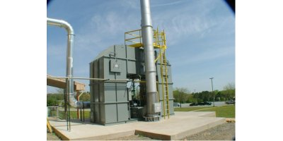 Regenerative Thermal Oxidizers (RTO)