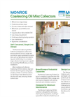 Coalescing Oil Mist Collector Brochure