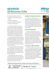 Monroe - Oil Skimmers Recovery Units Brochure
