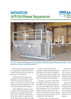 Monroe - API Oil/Water Separators Brochure