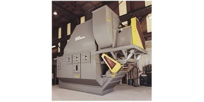 Venturi Air Scrubbers — Wet Dust Collectors
