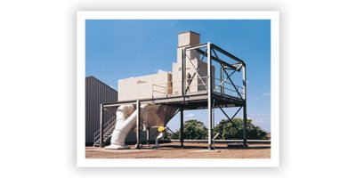 Industrial Dry Dust Collectors