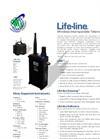 Life.line Wireless Interoperable Telemetry System Brochure