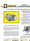 P-103 Series `K` Horizontal Pumps Brochure