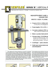 P-303 Series `B` Vertical Pumps Brochure