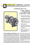 P-514 Series `UC` Centrifugal Magnetic Coupled Pumps Brochure