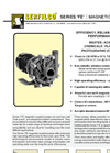P-518 Series `FE` Horizontal Pump Brochure