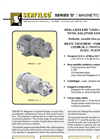 P-504 Series `D` Magnetic Coupled Pumps Brochure
