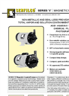 P-511 Series `X` Magnetic Coupled Pumps Brochure