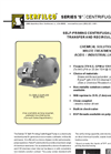 P-630 Series `S` Self-Priming Horizontal Pumps Brochure