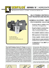 P-613 Series `G` Horizontal Pumps Brochure