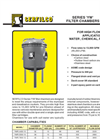 C-208 Series `YW` Filter Chambers Brochure