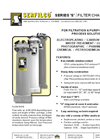 C-106 Series `S` Plastic Filter Chambers Brochure