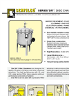 C-306 Series `DR` Rubber Lined Steel Filter Chambers Brochure