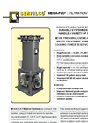 F-304 Mega-Flo Filtration Systems Brochure
