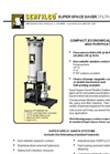 F-205 Super Space-Saver Filtration Systems Brochure