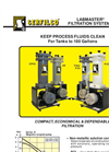F-203 Labmaster Filtration Systems Brochure