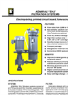 F-508 Admiral `EHJ` Filtration Systems Brochure