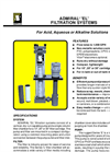 F-511 Admiral `EL` Filtration Systems Brochure