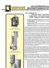 O-104 Oil Filtration And Reconditioning Systems Brochure