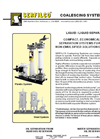 F-303 Coalescing Systems Brochure