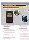 AirChek - Model 2000 - -Programmable Personal Sample Pump Brochure