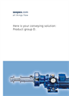 SEEPEX - Model MD range - Metering Pump Brochure