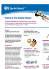 Kenics KM Static Mixer Brochure