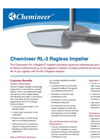 Chemineer RL-3 Ragless Impeller Brochure