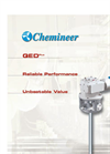 Chemineer QED Agitators Brochure