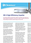 Chemineer HE-3 High-Efficiency Impeller Brochure