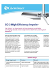Chemineer SC-3 High Efficiency Impeller Brochure