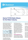 Kenics WVM Static Mixers Brochure