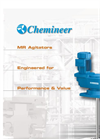 Chemineer MR Mixers Brochure