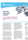 Chemineer BT-6 Gas Dispersion Impeller Brochure