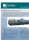 Compass - Model CRP-SEP Series - Oily Water Separators - Brochure