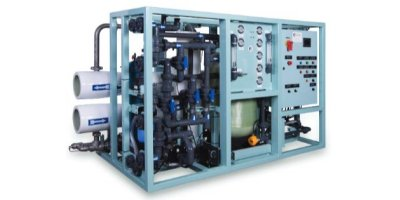 AQUA-SEP - Model SERIES III - Reverse Osmosis Systems