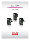 Model 15 mm - Pilot Valves Brochure